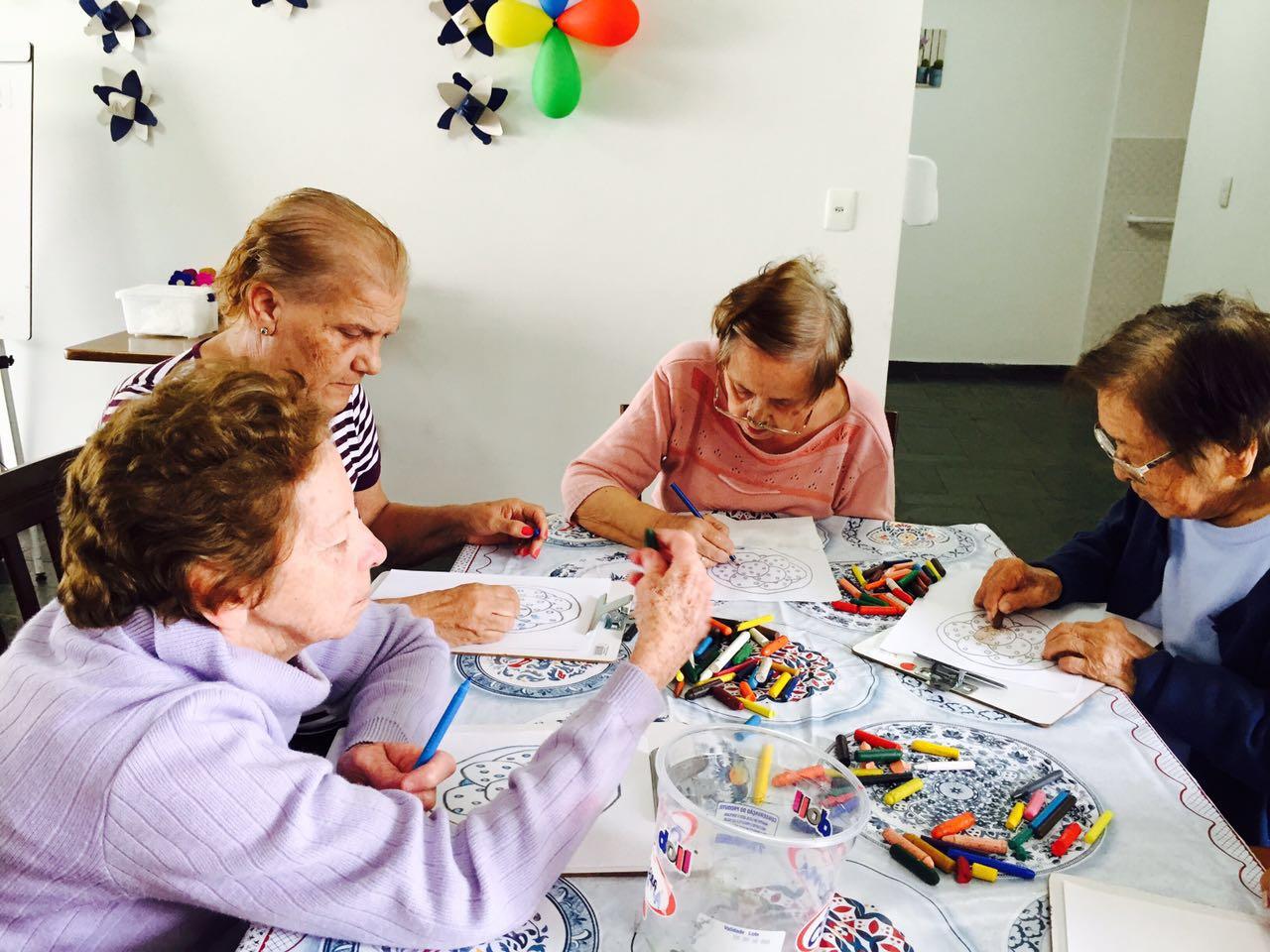 Super Atividades Recreativas Para idosos - Residência Primaveras NL24