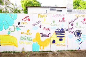 Idosos no Grafite 3