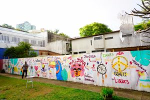 Idosos no Grafite 5