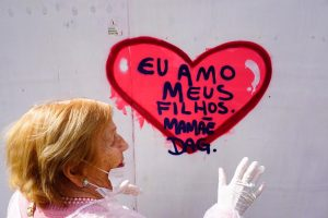 Idosos no Grafite 6