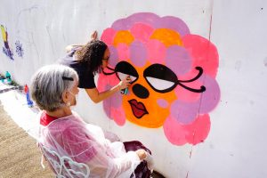 Idosos no Grafite 2