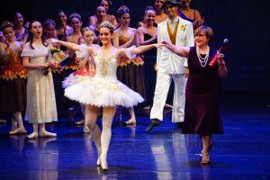 "Ballet Evellyn em ""O Quebra Cocos """